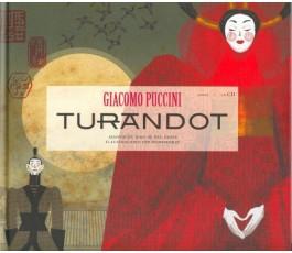 PUCCINI G. TURANDOT (CD)