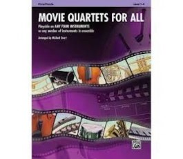 STORY M. MOVIE QUARTETS FOR...