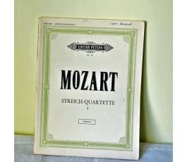 MOZART STREICH QUARTETTE I