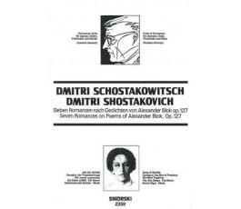 SCHOSTAKOWITCH D. SIEBEN...
