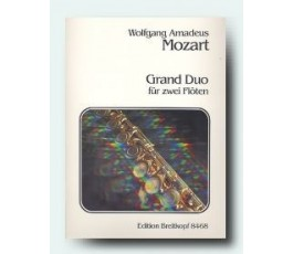 MOZART W.A. GRAND DUO FÜR...