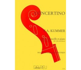 KUMMER Concertino en do maj.