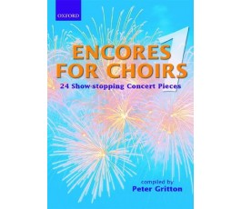 GRITTON P. Encores for...