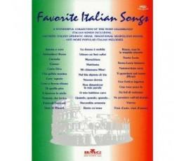 FAVORITE ITALIAN SONGS
