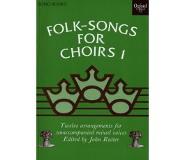 RUTTER J. FOLK SONGS FOR...