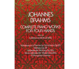BRAHMS J. Complete piano...