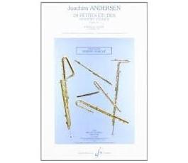 ANDERSEN J. 24 ETUDES...