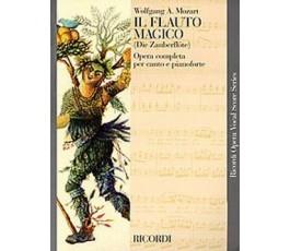 MOZART W.A. Il flauto magico