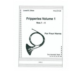 SHAW L.E. FRIPPERIES Vol.1...