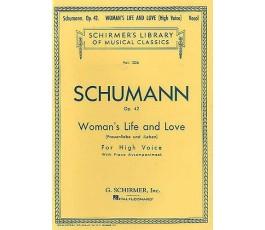 SCHUMANN Op. 42 Woman's...