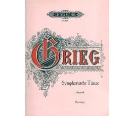 GRIEG E. Lyriske stykker...