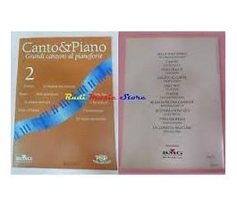 CANTO&PIANO Grandi canzoni...