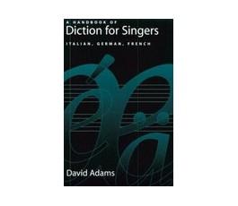 ADAMS D. A handbook of...