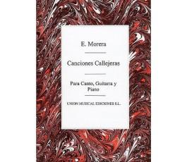 MORERA E. CANCIONES CALLEJERAS