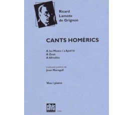 LAMOTE DE GRIGNON R. CANTS...