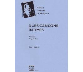 LAMOTE DE GRIGNON R. DUES...