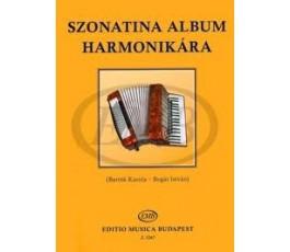 BARTÓK Karola Szonatina album