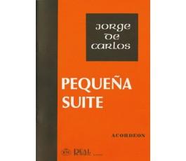 DE CARLOS J. Pequeña suite