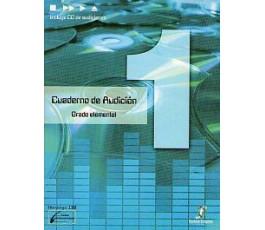 CUADERNO DE AUDICIÓN 1 (CD)