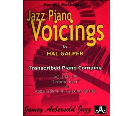 GALPER H. JAZZ PIANO VOICINGS