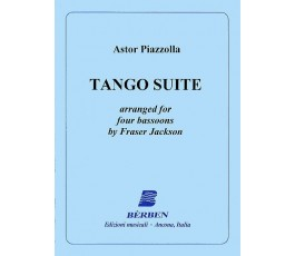 PIAZZOLLA A. TANGO SUITE