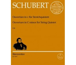 SCHUBERT STRINGS QUARTETS III