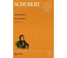 SCHUBERT STRING QUARTETS II