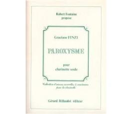 FINZI G. PAROXYSME