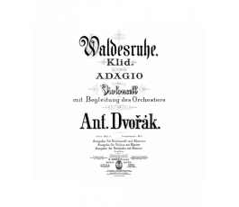 DVORAK A. WALDERSRUHE Op. 68/5