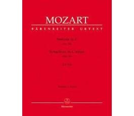 MOZART Sinfonie in C Linzer...