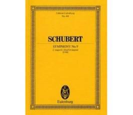 SCHUBERT SYMPHONY No. 9 D 944