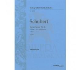 SCHUBERT Symphonie Nr. 8