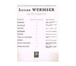 WURMSER L. BAGATELLES