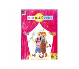 MINI MAGIC FLUTE 1 (+CD)