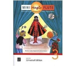 MINI MAGIC FLUTE 3 (+CD)