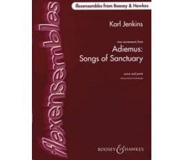 JENKINS K. ADIEMUS: Songs...