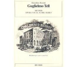 ROSSINI G. GUGLIELMO TELL