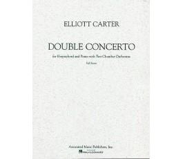 CARTER E. DOUBLE CONCERTO