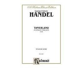 HANDEL, TAMBERLANO