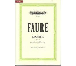 FAURÉ REQUIEM Op. 48