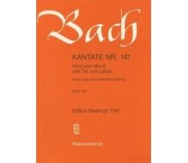 BACH KANTATE NR. 147