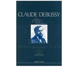 DEBUSSY C. OEUVRES LYRIQUES...