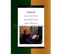 STRAUSS FOUR LAST SONGS...