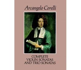 CORELLI A. COMPLETE VIOLIN...