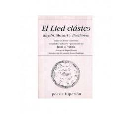 VILORIA J. G. EL LIED CLÁSICO