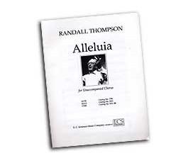 THOMPSON R. ALLELUIA