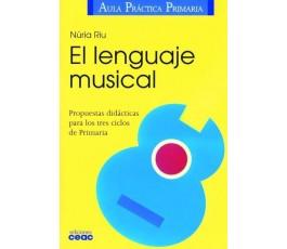 RIU N. EL LENGUAJE MUSICAL