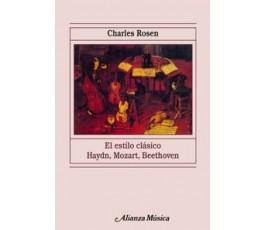 ROSEN C. EL ESTILO CLÁSICO...