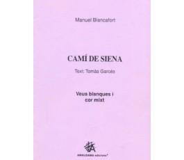 BLANCAFORT M. CAMÍ DE SIENA