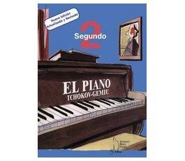 TCHOKOV GEMIU EL PIANO SEGUNDO